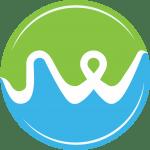Justwravel logo