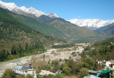 Delightful Delhi and mesmerizing Manali. A trip of four nights and five days!