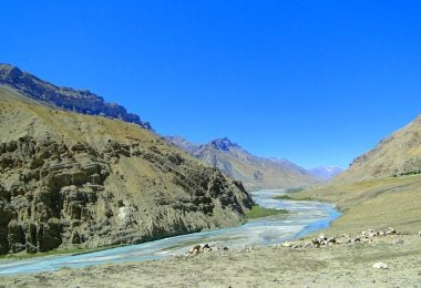 Bike Trip Spiti Valley- A Cold Desert