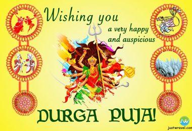 Durga Puja - Justwravel