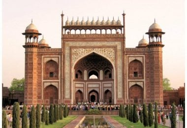 Golden Triangle Tour in India : Delhi-Agra-Jaipur