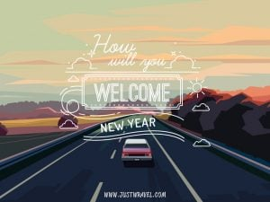 How will you welcome New Year 2017 - Justwravel