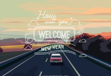 How will you welcome New Year 2017