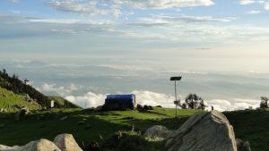 Trek to Triund and Ilaqa Pass - Justwravel
