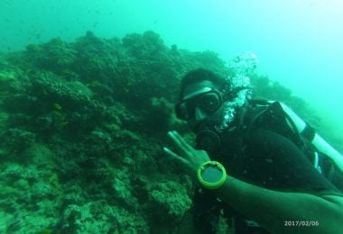 Top 5 Scuba diving spots in India