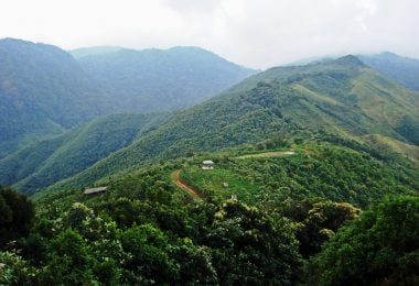 Tura an ideal hill-station for the monsoon romance