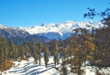 7 Best Trekking Trails In Uttarakhand