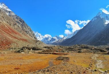 A Trek to Hampta Pass