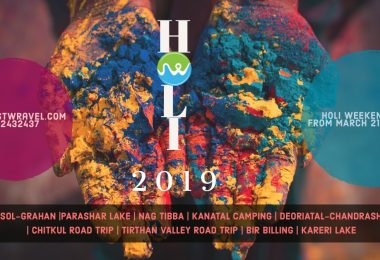 Holi Weekend Trips - Justwravel