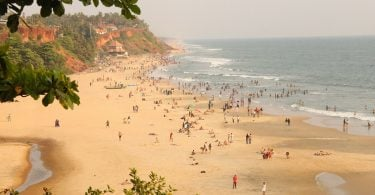 Varkala:The new Goa