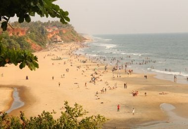 Varkala:The new Goa - Justwravel