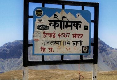 An ideal itinerary for Spiti Valley Road Trip!