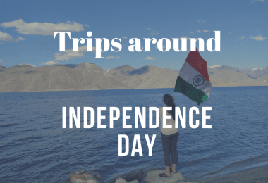 Trips around Independence Day - Justwravel