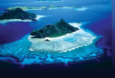 लाख द्वीपों से बना हुआ लक्षद्वीप, बिल्कुल लाखों में एक है