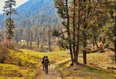 Best himalayan treks in Autumn