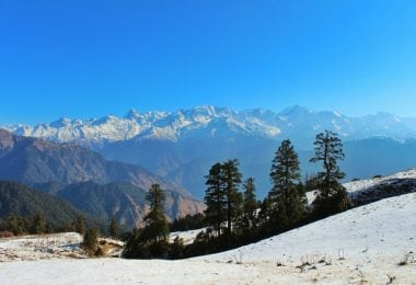 A Trek to Dayara Bugyal - One of the finest meadows in Uttarakhand