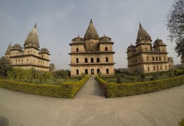 Trip to Khajuraho and Orchha