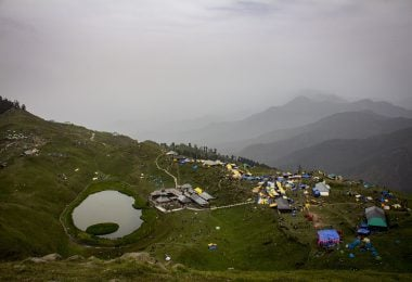Why Prashar Lake is the best weekend trek from Delhi?