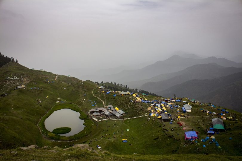 Best weekend Trek from Delhi- JustWravel