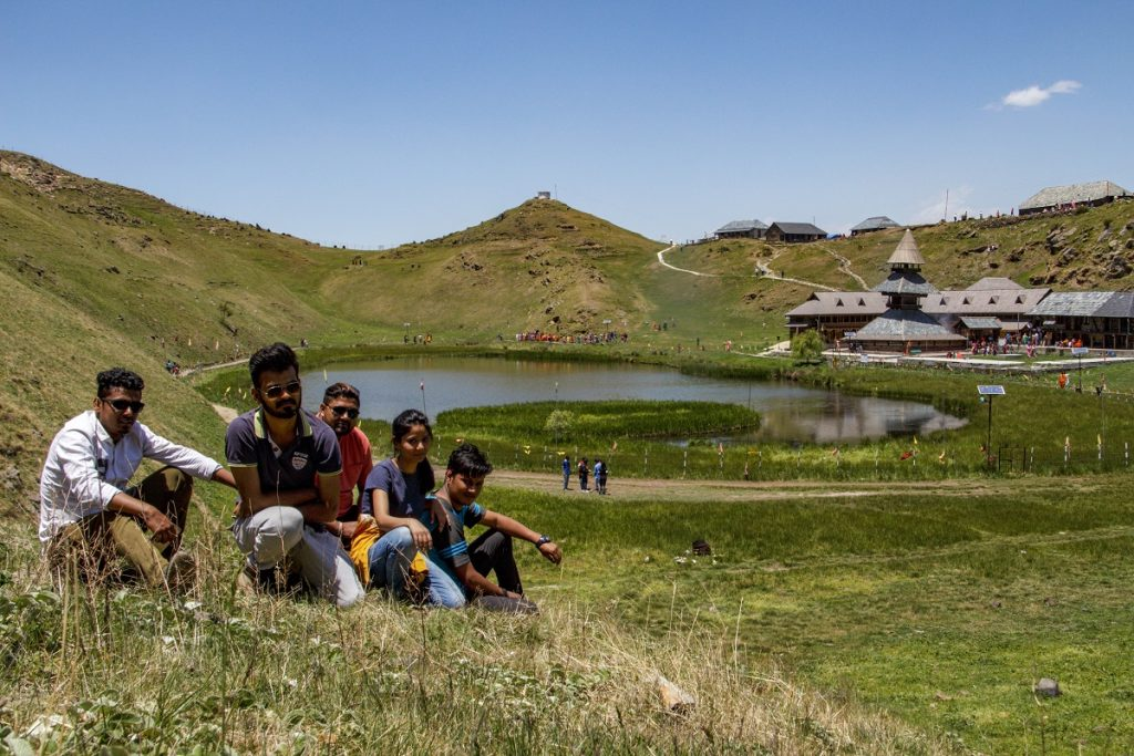 Prashar Lake Trek - JustWravel