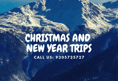 Christmas and New Year Trips for 2018
