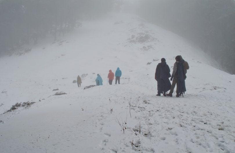 Best winter treks in India JustWravel