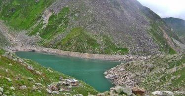 satopanth lake trek justwravel