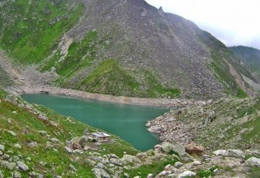 Trek to Satopanth Lake