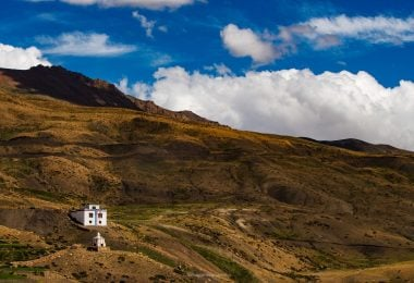 Here's How You Can Plan Your Day In Kaza (Spiti Valley)