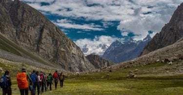 Hampta Pass Trek guide justwravel