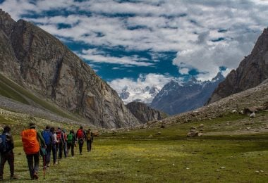 Hampta Pass Trek - Justwravel