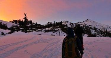 Kedarkantha trek the best Snow Trek