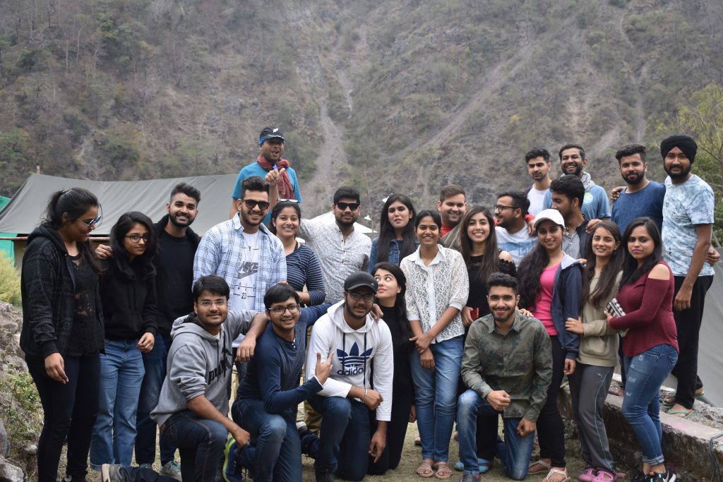 Corporate Outing at Rishikesh.