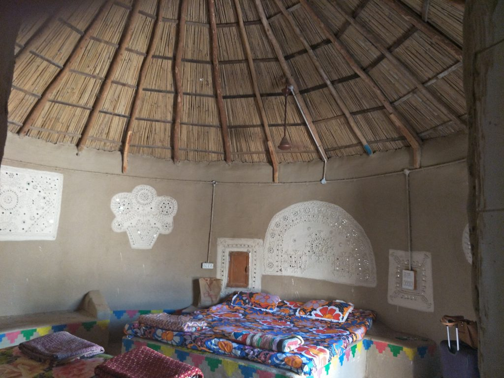 stay at white rann of kutch justwravel