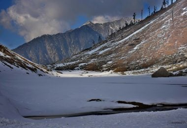 The Best Lake Treks in India