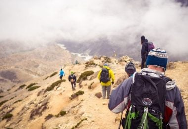 Trekking Helps Overcome Fears
