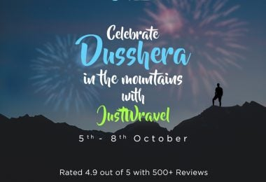 Trips and Treks during Dusshera Long Weekend - Justwravel
