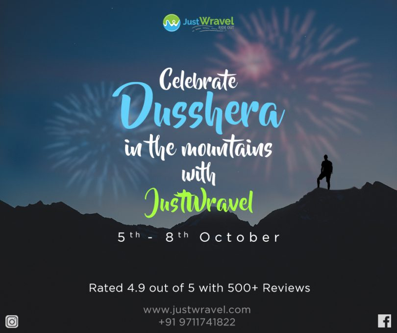 Trips and Treks during Dusshera Long Weekend