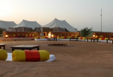 Best Camping Destinations In Rajasthan From A Traveler's Eye - Justwravel
