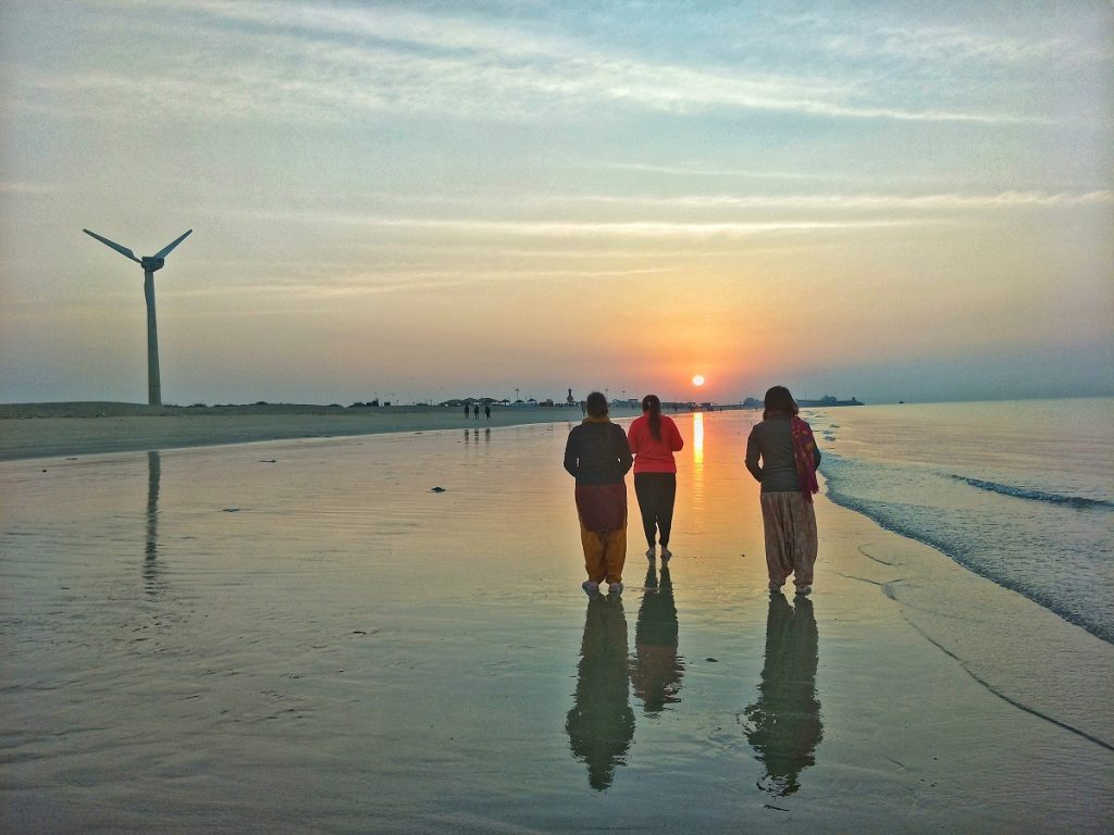 mandvi beach JustWravel rann of kutch tour