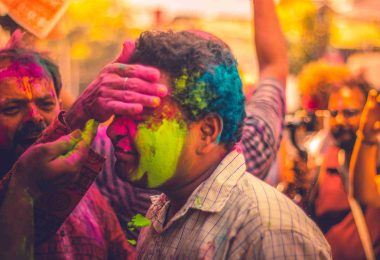Top 5 Unusual Tourist Spots to celebrate Holi in 2020