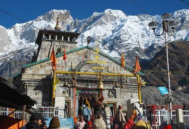 Kedarnath Temple Reopened For Local Pilgrims - Justwravel