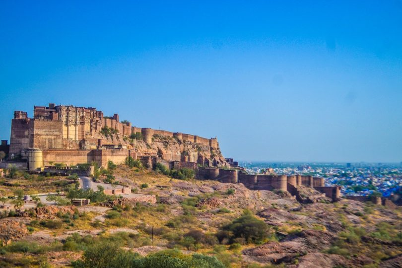 forts Rajasthan justwravel