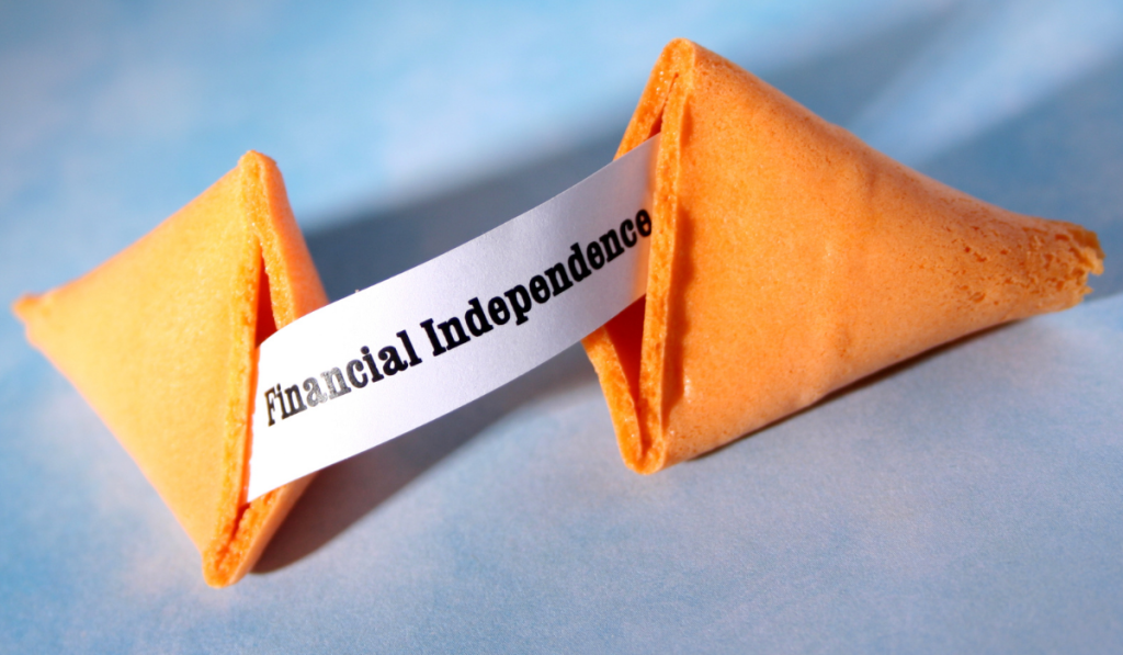 Gaining Financial Independence Is Prime