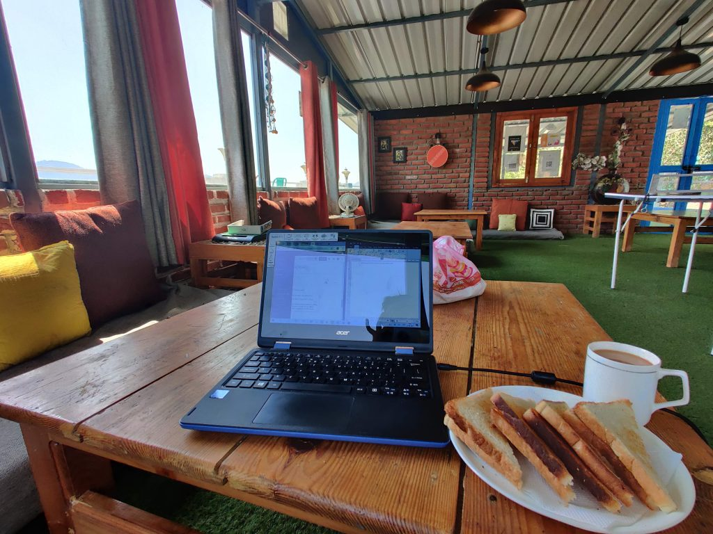 WFH and Travel is possible