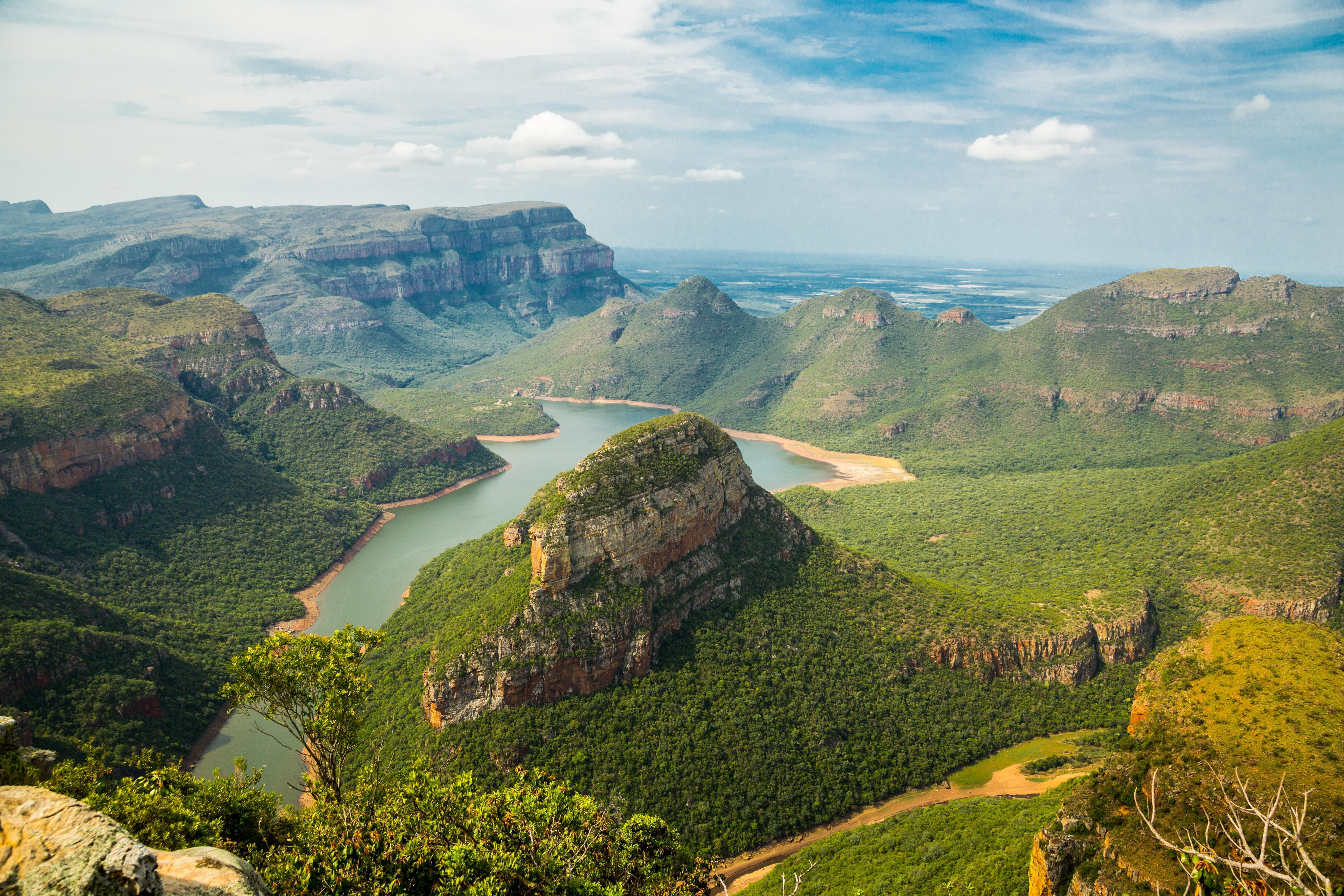 South Africa - Justwravel