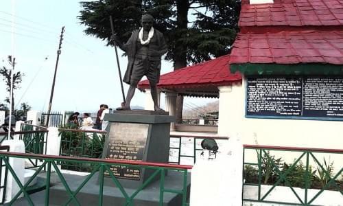 Anashakti Temple