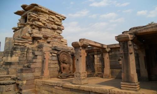 Buddhist Monuments Sanchi