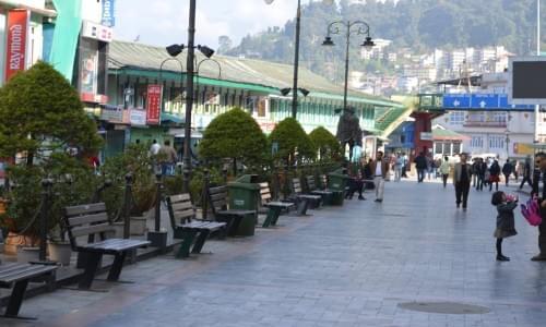 Gyalshing market