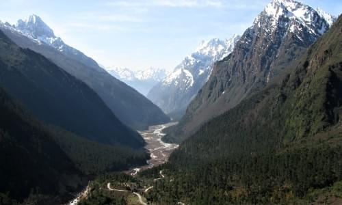 Chopta Valley